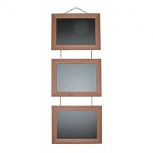 Triple hanging wall blackboard-500x500