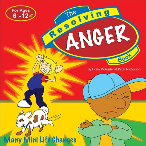 Resolving Anger Book